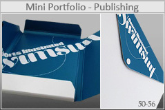 Mini Portfolio - Publishing